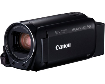 Canon Legria HFR806 BK EU16 Black