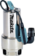 Makita PF1110 PF1110 Smutsvattenpump dränkbar med säkerhetsplugg 15000 l/h 10 m