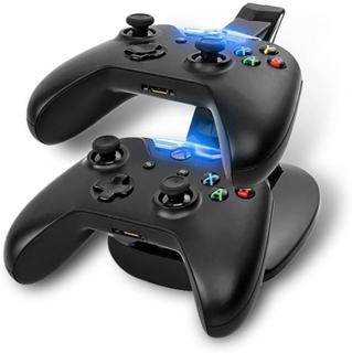 Dubbel laddningsstation till Xbox One-handkontroller
