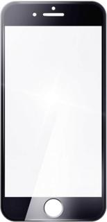 Displaybeskyttelsesglas Hama Hama Schutzgl. 3D-Full-Screen iPhone 6/7/8 Apple iPhone 6, Apple iPhone 7, Apple iPhone 8 Sort 1 stk