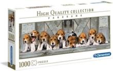 1000 pcs. High Quality Collection Panorama BEAGLES Lattia