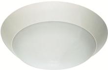 Malmbergs Vägglampa Nice 60w E27 IP44 HF-Sensor Vit