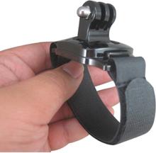 Handledsfäste, 360°, med kardborrband för GoPro 2 / 3 / 3+ / 4