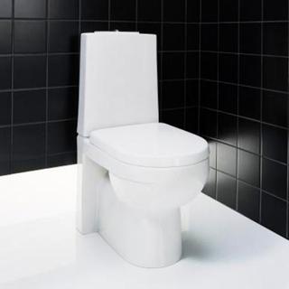 Gustavsberg Toalettstol ARTic 4300 Golvstående