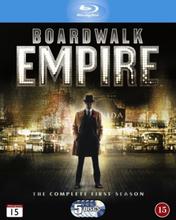 Boardwalk Empire - Sesong 1 (Blu-ray)