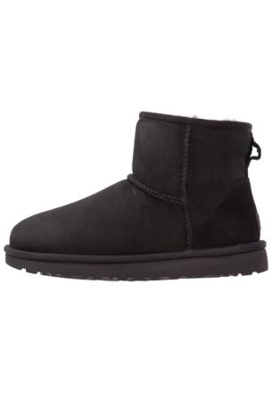 UGG CLASSIC MINI II Støvletter black