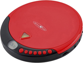 Reflexion PCD500MP Bærbar CD-afspiller CD, CD-R, CD-RW, MP3 Rd