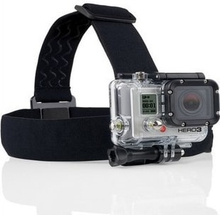 Pannband för GoPro 2 / 3 / 3+ / 4