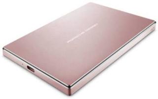 Ekstern harddisk 6,35 cm (2,5) LaCie Porsche Design USB-c™ 2 TB Roségold