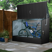 GoP Förvaringsbox Bicycle store Antracit