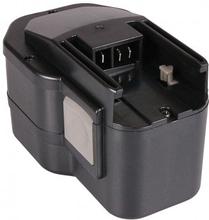 Batteri til AEG / Milwaukee 12V Ni-MH 2000mAh BDSE12T