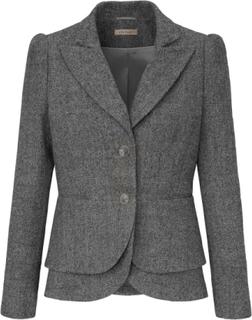 Kavaj i 100% ren ny ull från Uta Raasch mångfärgad