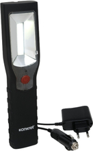 Konkret Handlampa Mini Led Laddningsbar