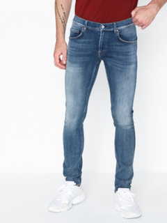 Tiger Of Sweden Jeans Slim Jeans Jeans Dusty Blue