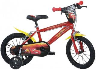 Dino Bikes DINO sykler biler 3 14 tommers sykkel rød
