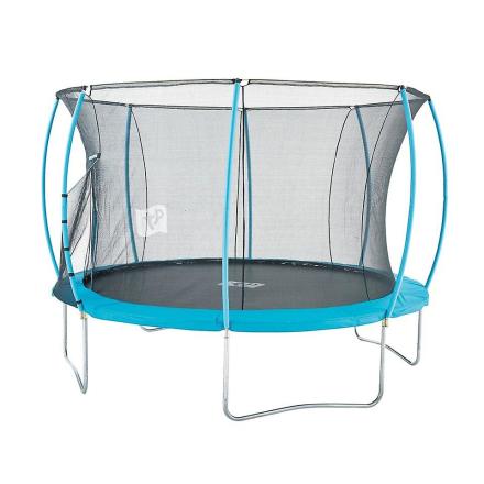 TP Toys TP legetøj 12ft Hip Hop trampolin blå