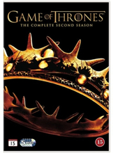 Game Of Thrones - Sesong 2 (5 disc)
