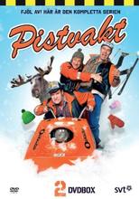 SVT: Pistvakt - Hela TV-Serien (2 disc) (Import)