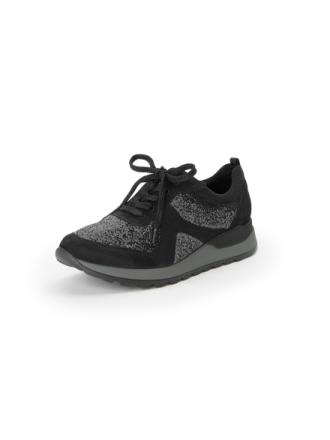 Sneakers för kvinnor, modell Hiroko Soft från Waldläufer svart