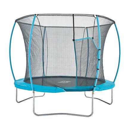 TP Toys TP legetøj 10ft Hip Hop trampolin blå