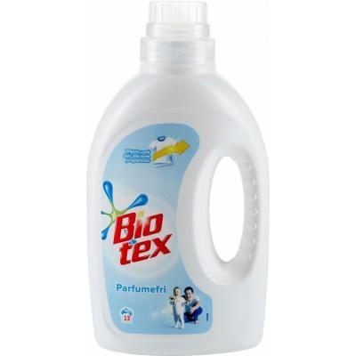 Biotex Flydende Vaskemiddel Parfumefri 990 ml