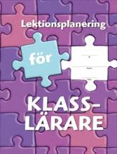 Lektionsplanering för klasslärare