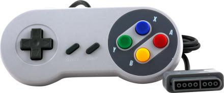 SNES Classic Controller