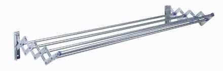 Demerx Torkställning Berlin Utdragbar 60-100 cm Special inox