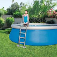 Bestway 4 askeleen uima altaan turvatikkaat Flowclear 132 cm 58332