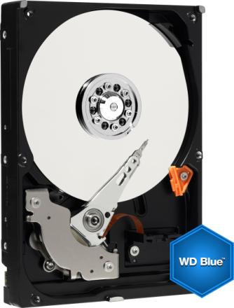 """WD Blue 3,5"""" WD20EZRZ 64MB 2TB"""