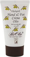 BiOliv Hand & Fotcreme Olivolja 150 ml