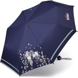 Scout blomma hästar barn väska paraply paraply barn paraply