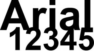 Fasadsiffror och bokstäver - Arial (Höjd 1000 mm,Silver)