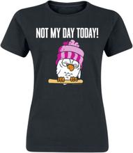 Not My Day Today - -T-skjorte - svart