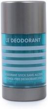 Jean Paul Gaultier Le Male Deo Stick Parfyme Transparent