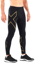 2XU Men's MCS Run Compression Tights Herre treningsbukser Sort MT