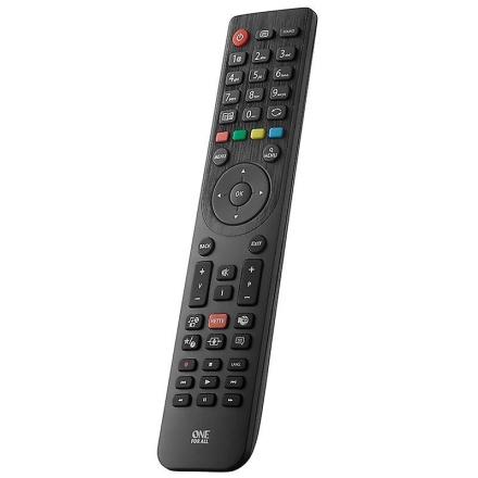 En for alle Telefunken TV udskiftning fjernbetjening fungerer samme...