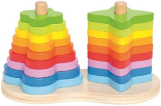 Hape, Stabeltårn, Double Rainbow
