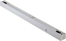 Sockel S14s för opalrör 50 cm med 2 socklar (Färg: Vit)