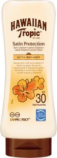 Hawaiian Tropic Satin Protection Lotion, 180 ml Hawaiian Tropic Solskydd & Solkräm