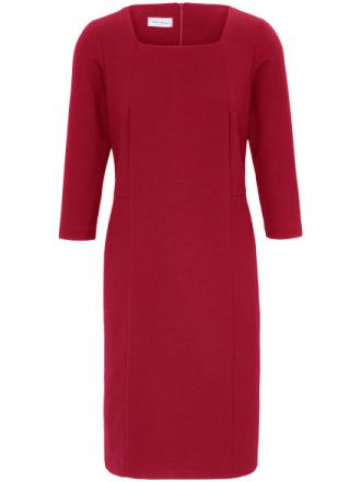 Jerseyklänning 3/4-ärm. från Peter Hahn röd