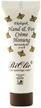 BiOliv Hand & Fotcreme Honung 25 ml