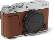 X-e3 Compact Camera With 18-55mm Lens - Brown