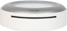 Tivoli Audio Model CD White/Silver