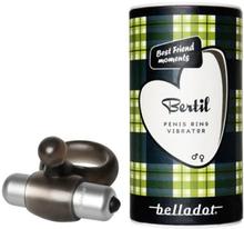 Belladot Bertil Vibrerande Penisring
