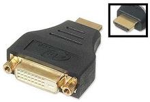 HDMI hane till DVI-D hona adapter