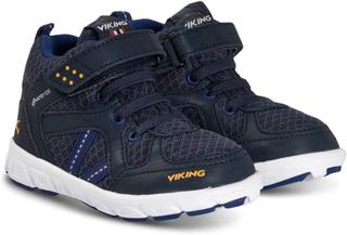 Viking, Alvdal Mid R Gore-Tex Navy Dark Blue