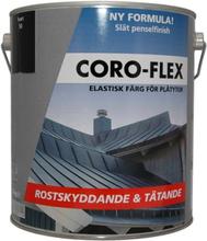 CORO-FLEX Plåtfärg Grågrön nr 20 - 5kg
