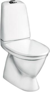 Gustavsberg Toalettstol Nautic 1500 Dubbelspolning Utan Sits