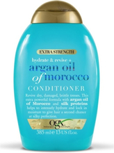 OGX Argan Oil Extra Strength Conditioner 385 ml